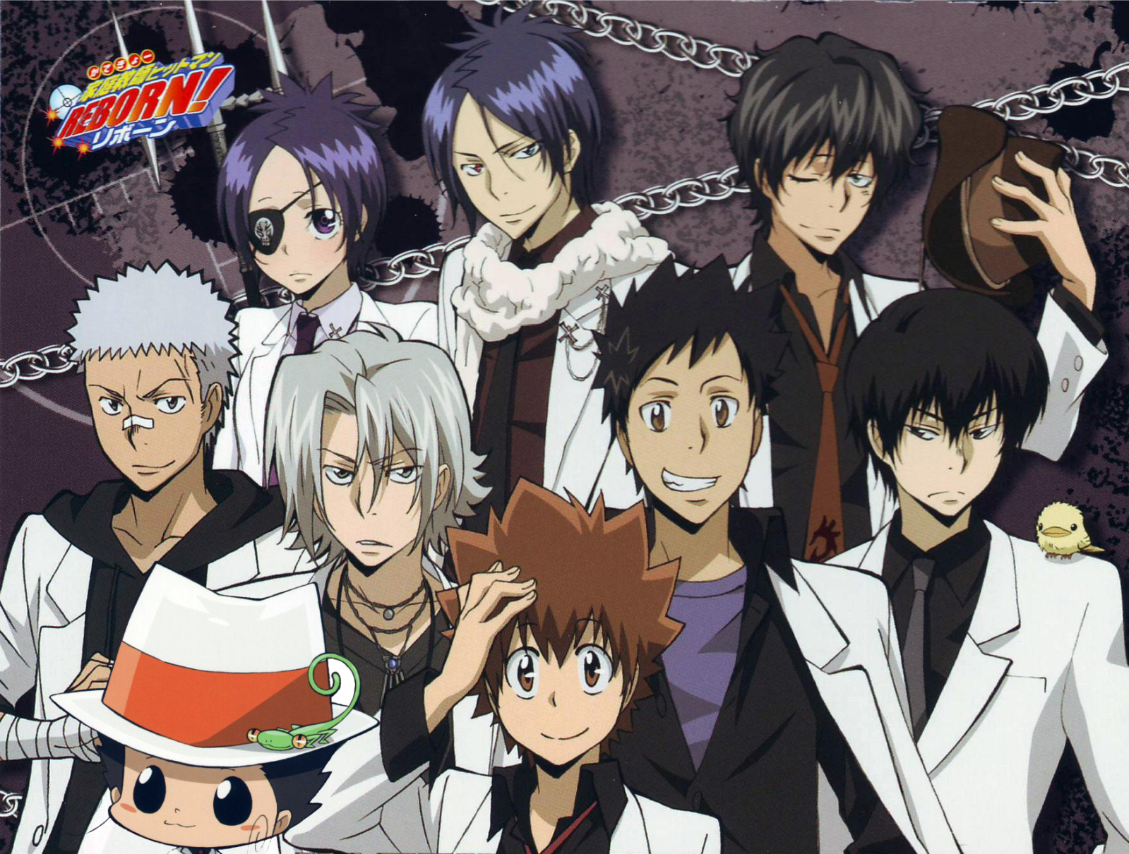 Hitman Reborn   Katekyo Hitman Reborn Photo 15478908 1599x1210