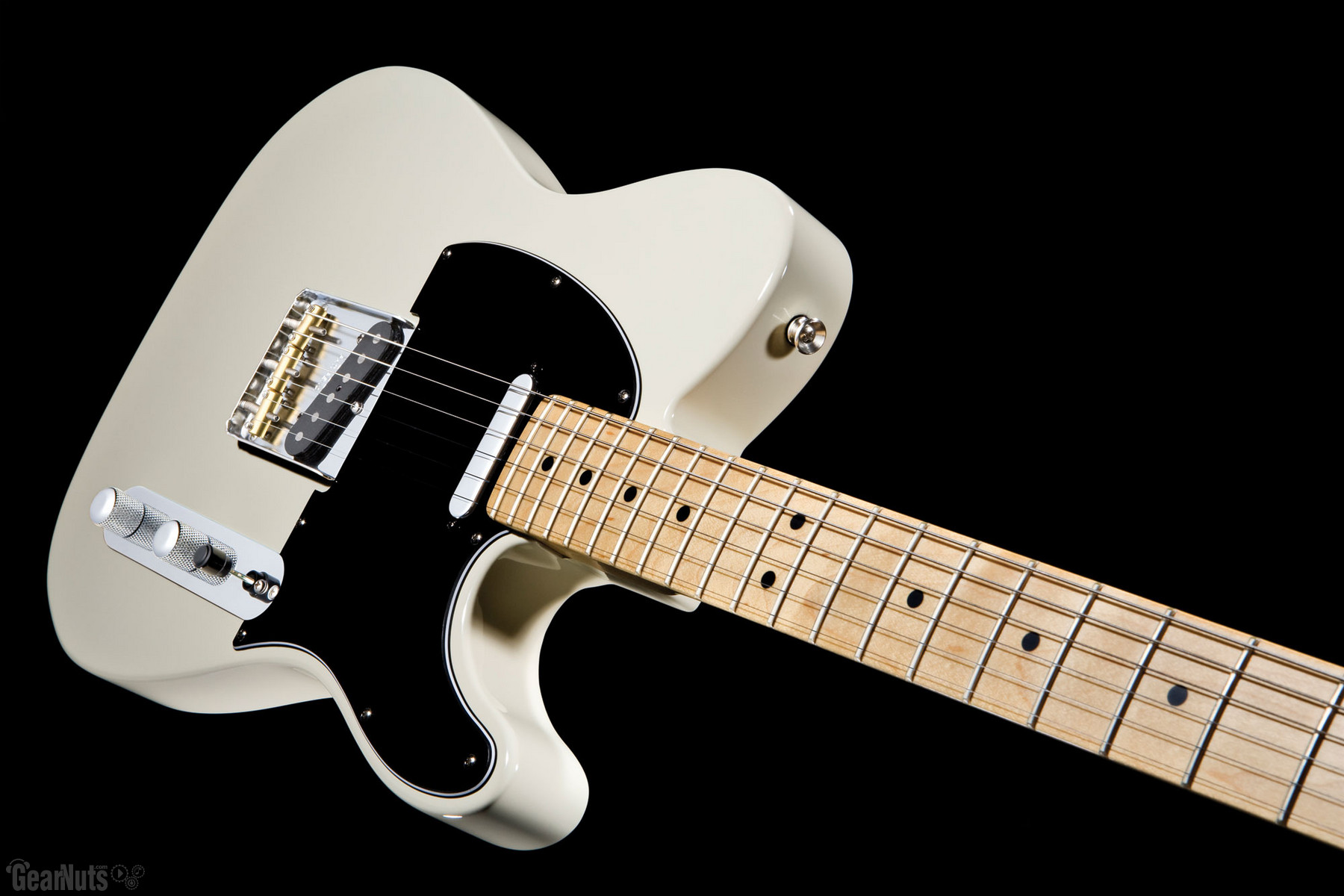 Fender American Special Telecaster   Olympic White Gearnutscom 1800x1200