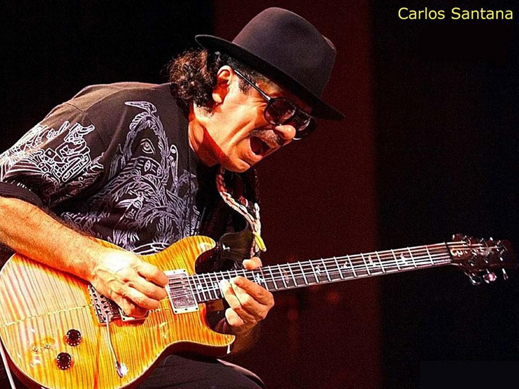 1024x768px Carlos Santana Wallpaper 1024x768