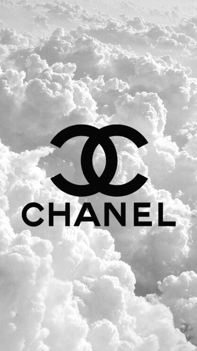 Chanel iphone wallpaper 640x1136