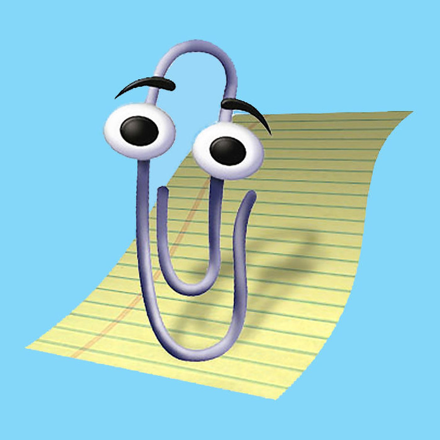 Microsoft resurrects Clippy and then brutally kills him off again 1400x1400