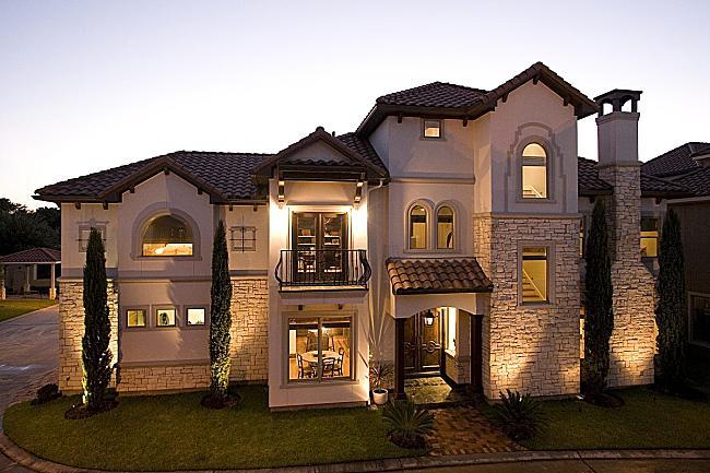Luxury Homes Houston Texas 650x433