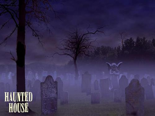 haunted house wallpaper with sound - photo #44