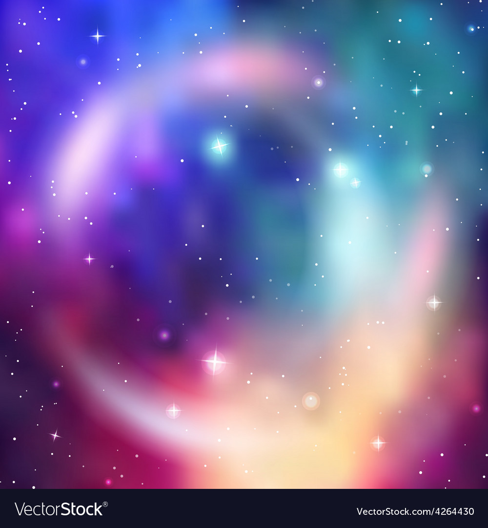 Galaxy background Abstract colorful Royalty Vector 1000x1080
