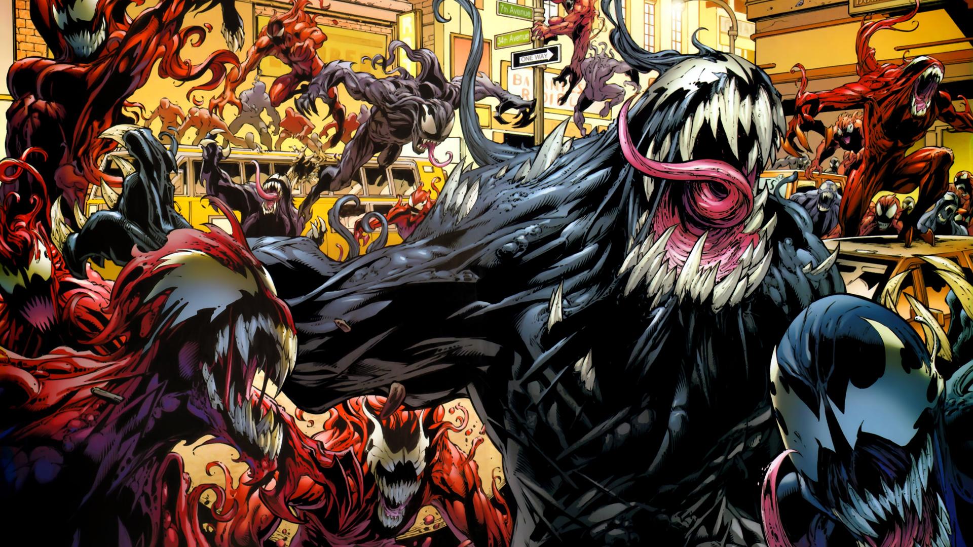 Comics Venom Wallpaper 1920x1080 Comics Venom Marvel Comics 1920x1080