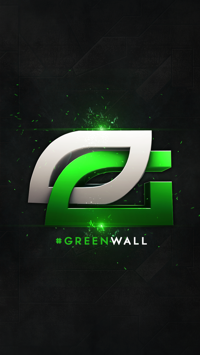 optic gaming iphone wallpaper optic gaming logo wallpaper wallpapersafari 15787