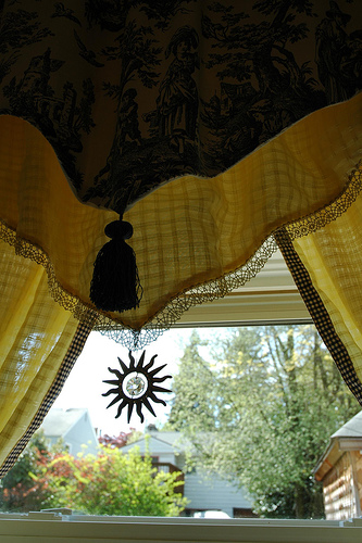 KITCHEN BORDER CURTAIN Curtain Design 333x500