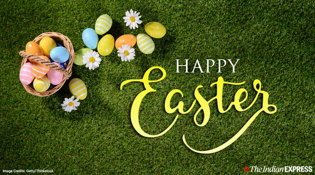 Happy Easter Sunday 2020 Wishes Images Quotes Status Messages 1200x667