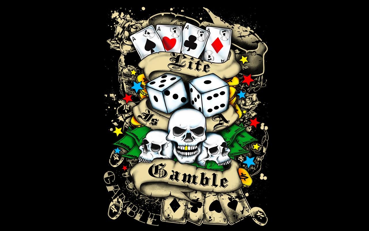 Gambling wallpaper wallpapersafari - Poker wallpaper ...