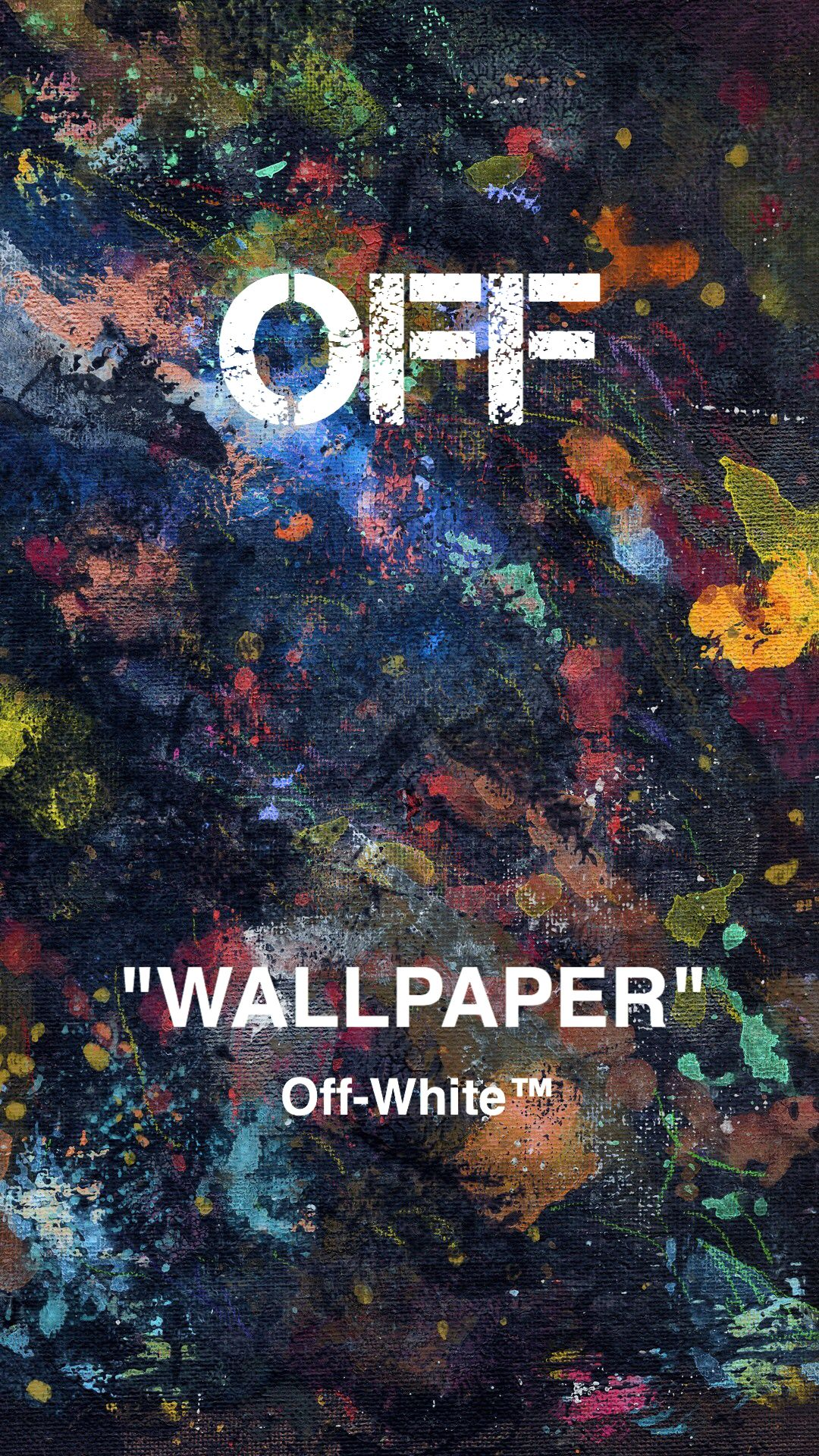 Off White iPhone Wallpaper wallpaper Hypebeast wallpaper 1080x1920