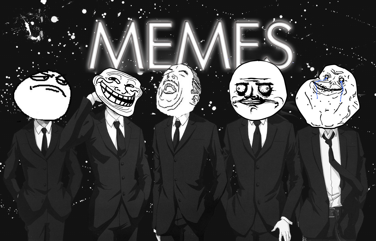 Memes Meme Wallpaper 1600x1024