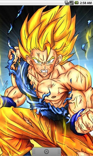 Download Goku HD Live Wallpaper for Android by HD Wallpaper Creator 307x512