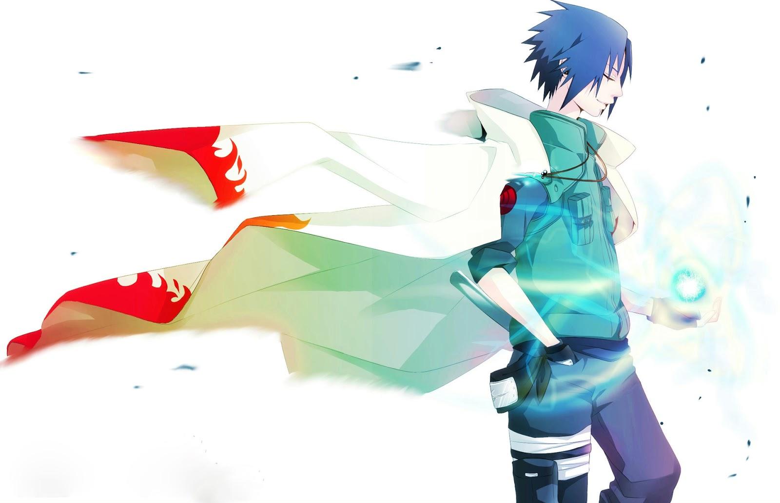 Sasuke Uchiha Anime HD Wallpaper Desktop PC Background 1600x1031