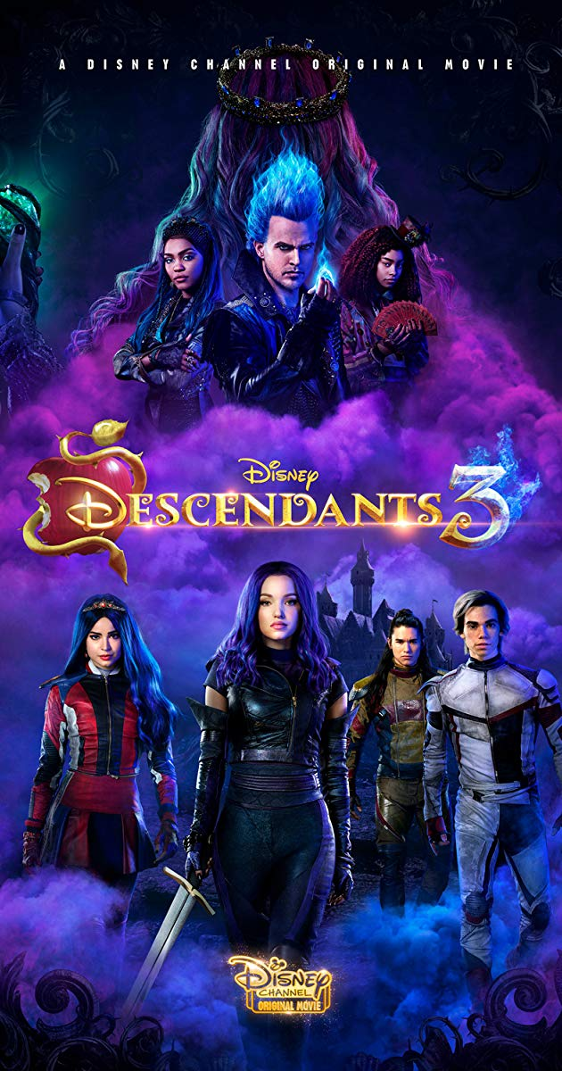 Descendants 3 TV Movie 2019   Full Cast Crew   IMDb 630x1200