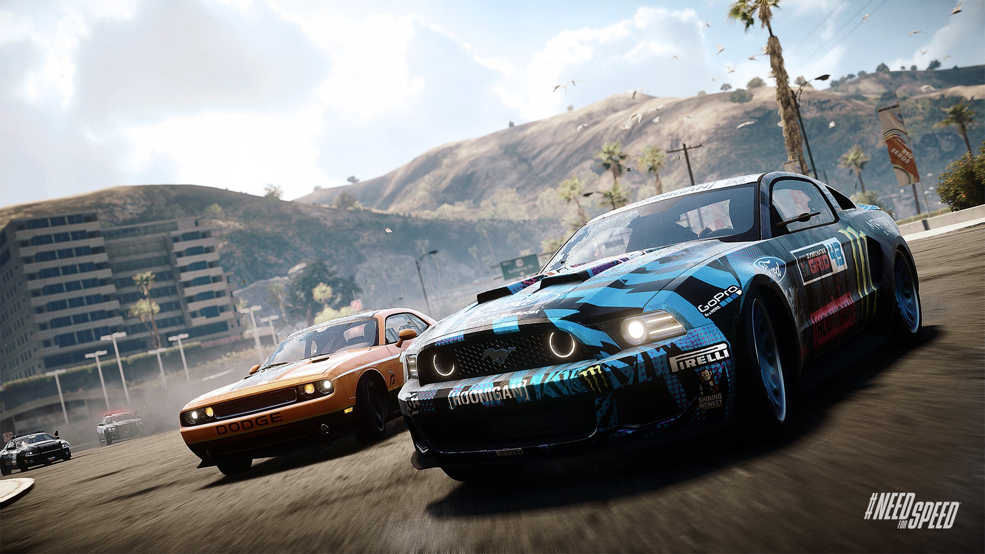 Need for Speed Rivals Full HD Wallpaper and Background 1920x1080