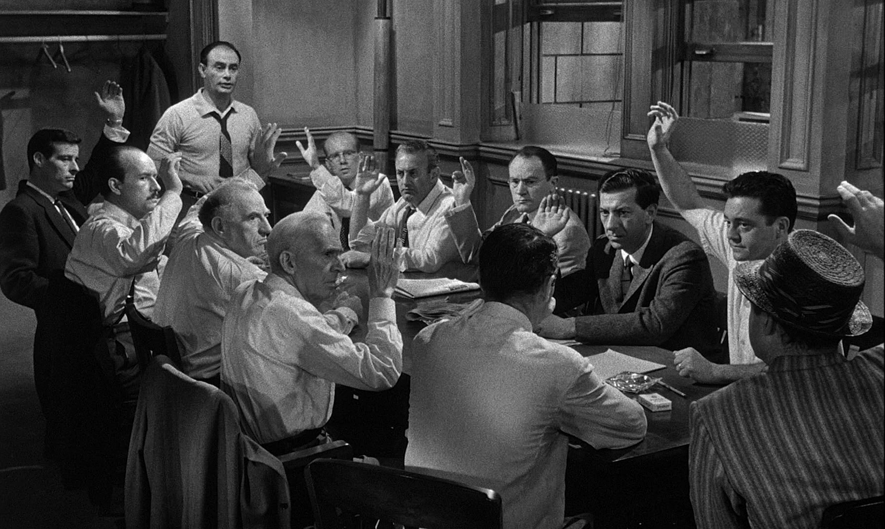 Twelve Angry Men Wallpaper and Background Image 1802x1078 ID 1802x1078