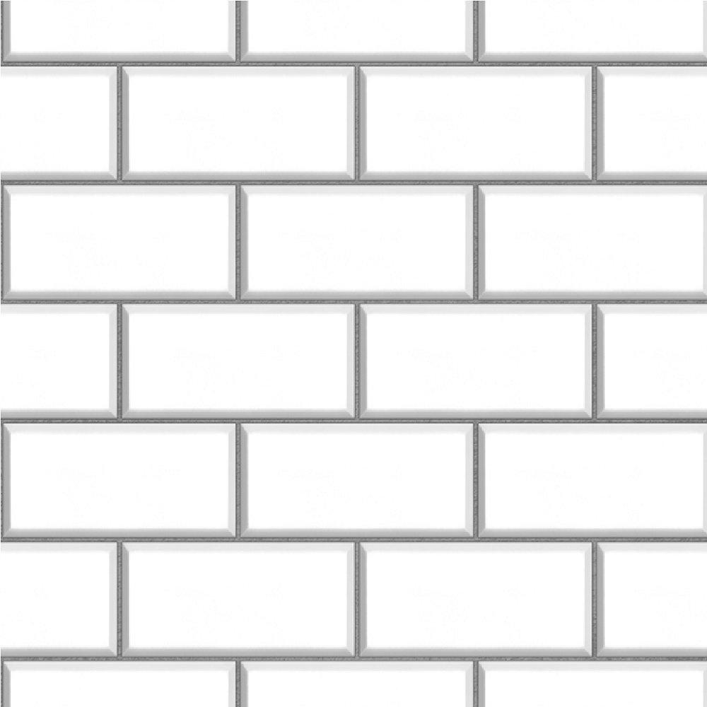 Fine Decor Subway Tile