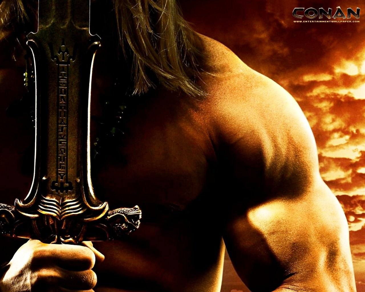 Conan the Barbarian   Conan The Barbarian 2011 Wallpaper 27423032 1280x1024