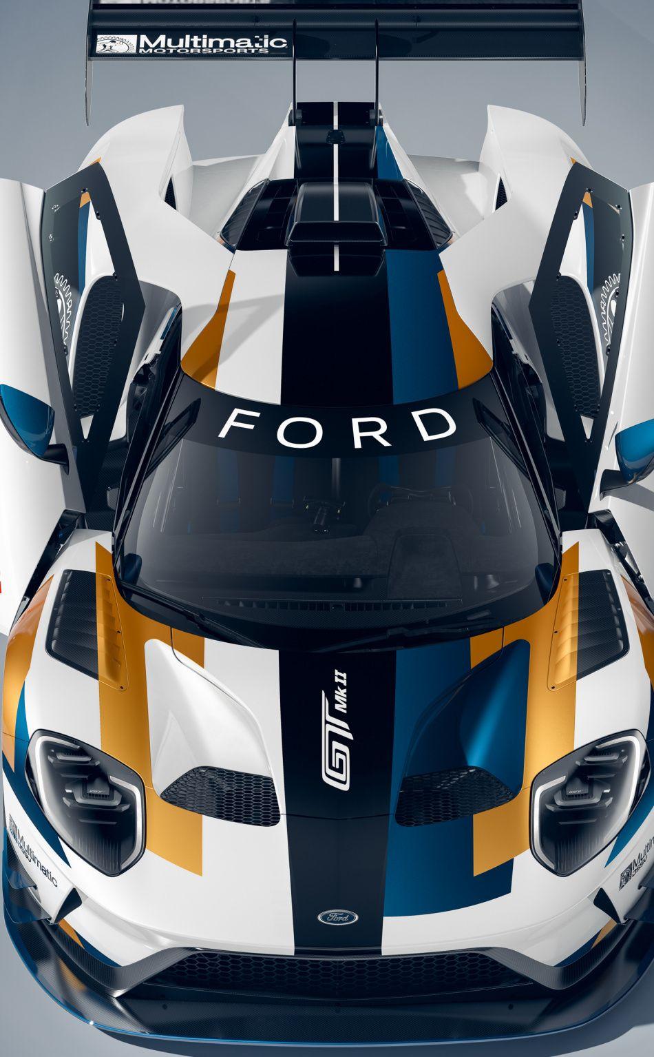 950x1534 Ford GT MK II 2019 sports car wallpaper Cars Gt 950x1534