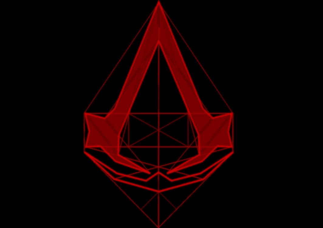 logo wallpaper by x 2013 assassin s creed line logo wallpaper by x 1063x752