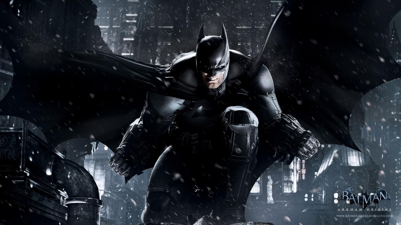 2013 batman arkham origins HD 1366x768   Fondo hd 1761 1366x768