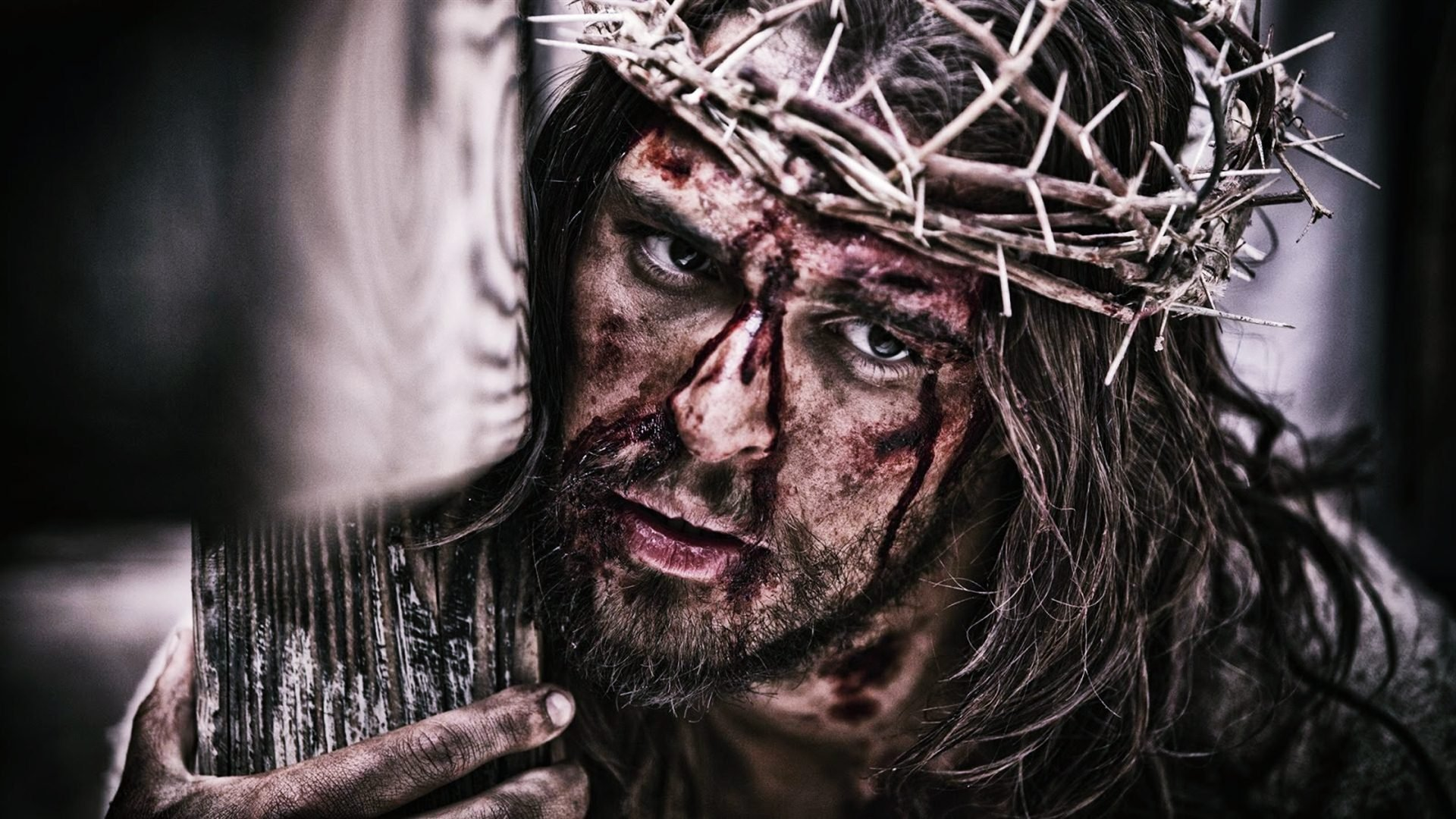 GOD drama religion movie film christian god son jesus blood wallpaper 1920x1080