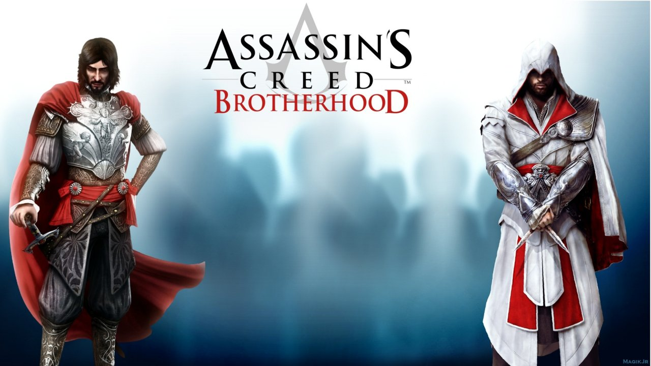 40 Assassin S Creed Brotherhood Wallpaper Hd On Wallpapersafari