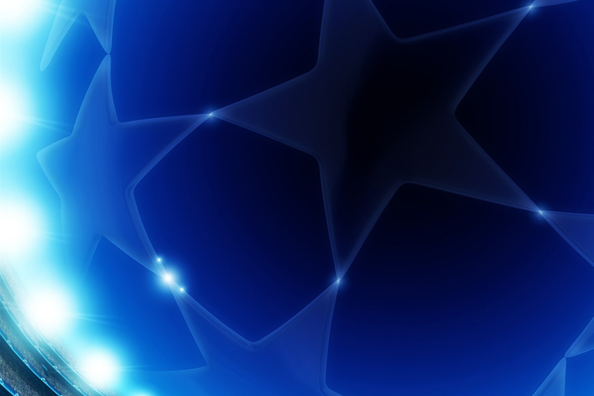 Uefa Champions League Blue Zoom Background Wallpaper Download 1200x800
