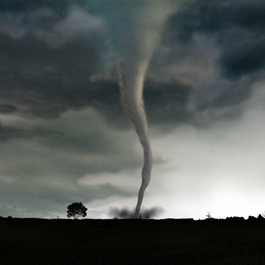 Tornado simulation Animated by DenysAlmaral 894x894