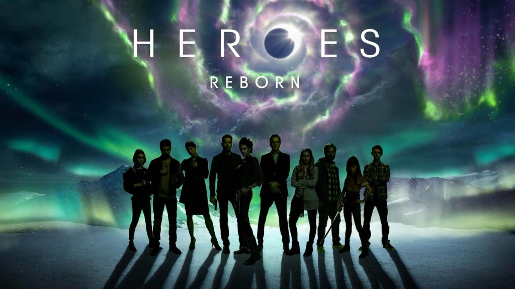 Heroes Reborn Tv Series Poster HD Wallpaper   Stylish HD Wallpapers 1024x576