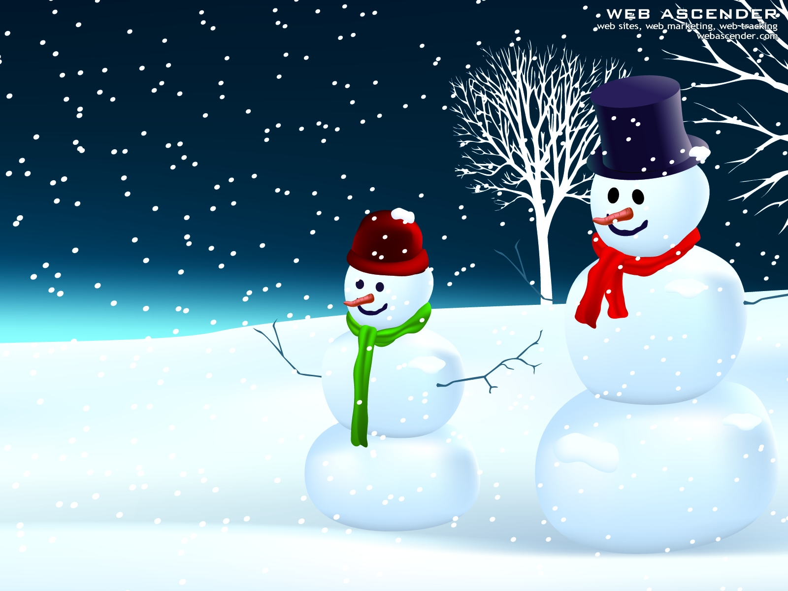 Funny Snowman Wallpaper  WallpaperSafari