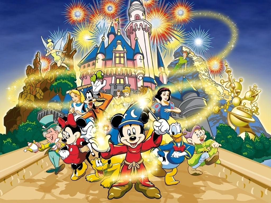 Walt Disney Wallpaper Number 2 1024 x 768 Pixels 1024x768