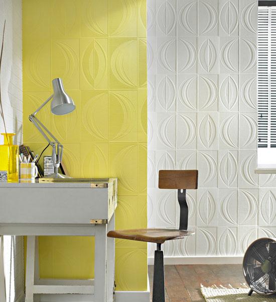 wallpaper paintable yellow 550x600