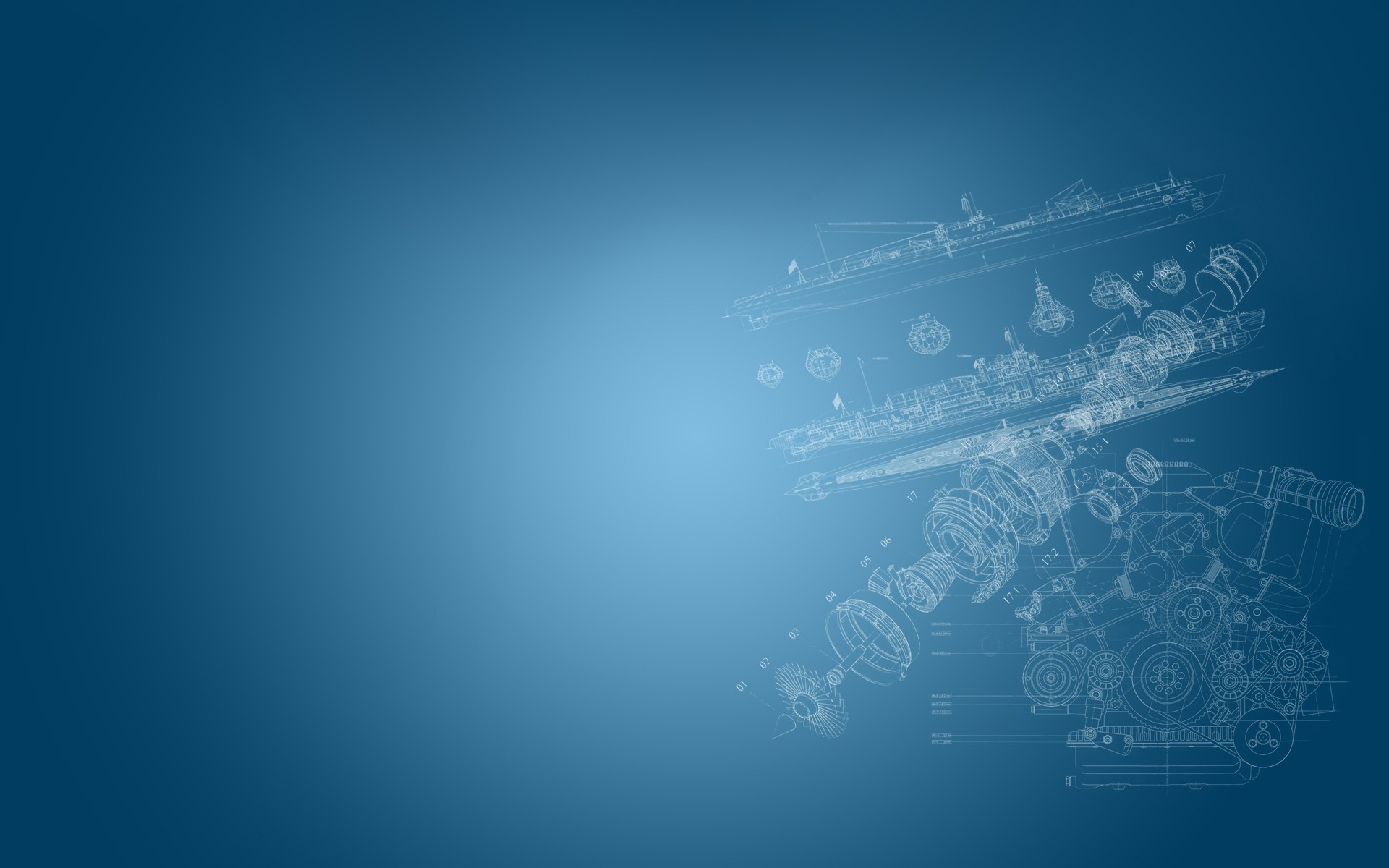 The Coolest Engineering Wallpapers to Spruce up your Desktop 1920x1200