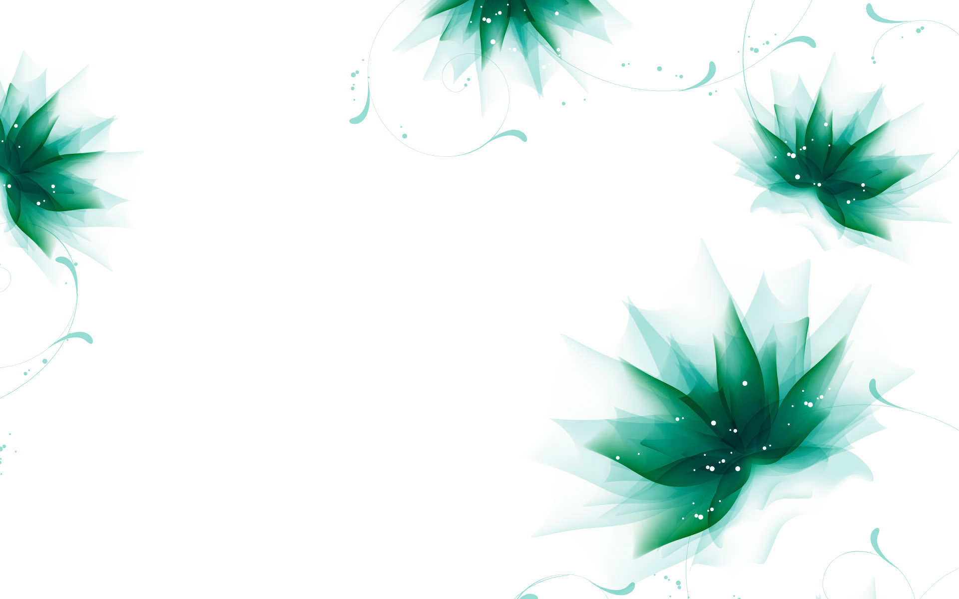 green and white backgrounds - photo #28