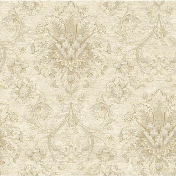 Jacobean Damask   Modern   Wallpaper   by Wallpaper Warehouse 600x600