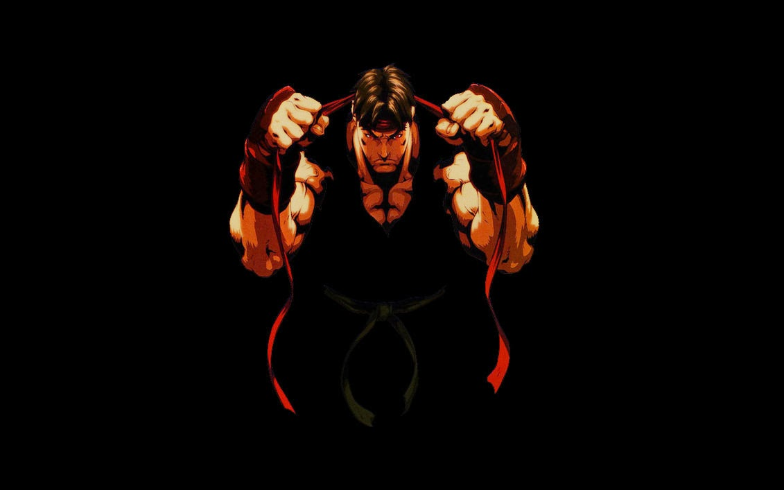 HD Wallpapers Evil Ryu Wallpapers 1131x707