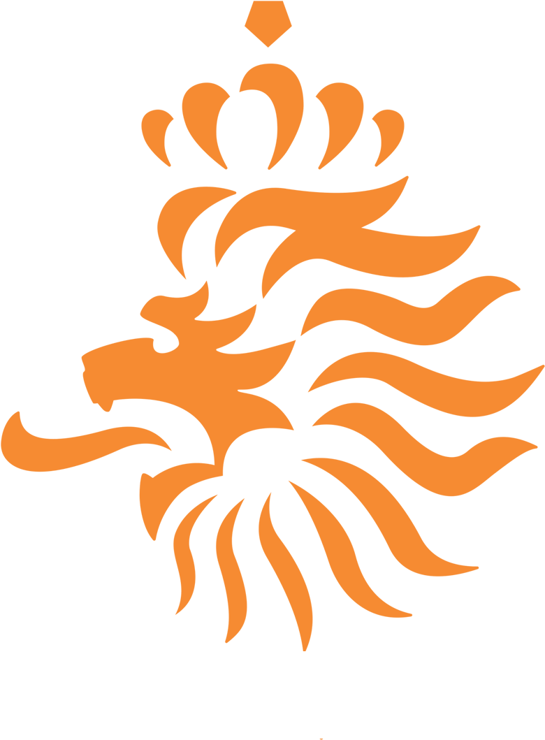 Download Knvb Logo PNG Image with No Background   PNGkeycom 780x1059