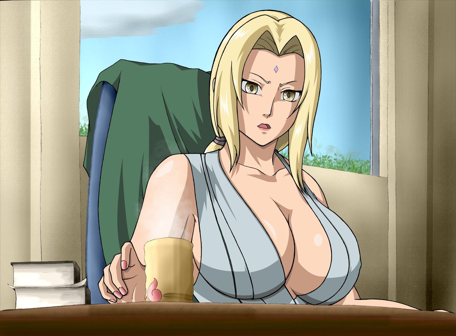 Naruto Shippuden Manga Tsunade Imgenes 1600x1178