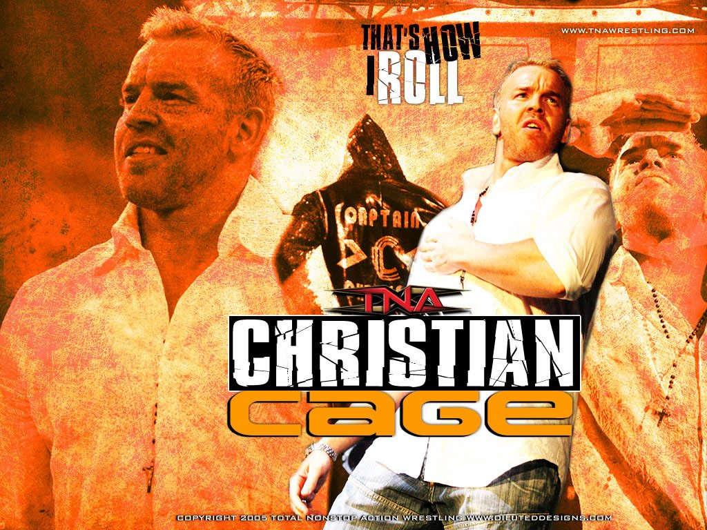 Professional Wrestling images Christian Cage HD wallpaper and 1024x768