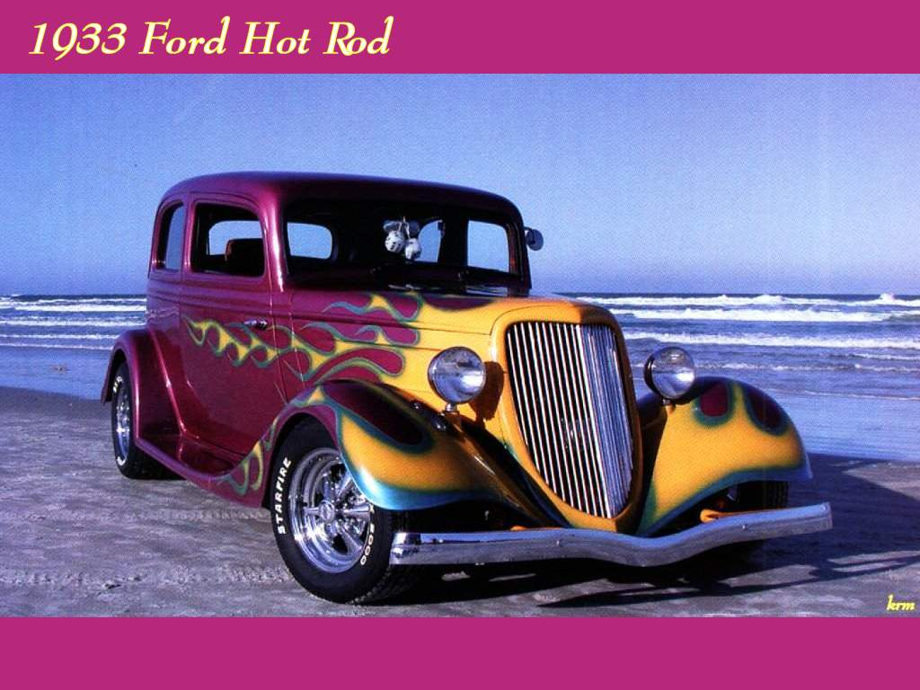 Hot Rod Wallpapers Desktop Wallpapers 1024x768