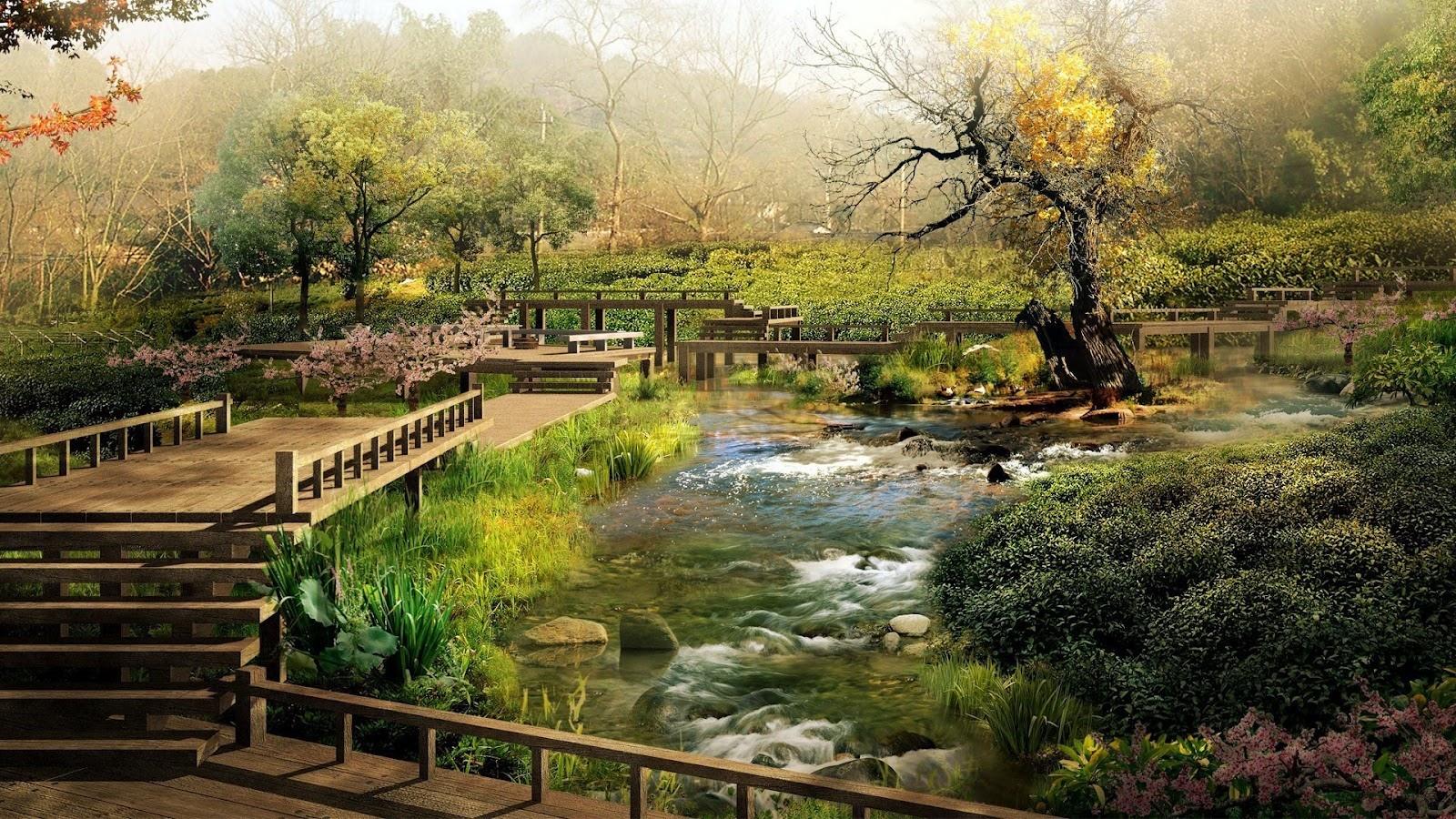 Download Best Nature Desktop Wallpapers Gallery 1600x900