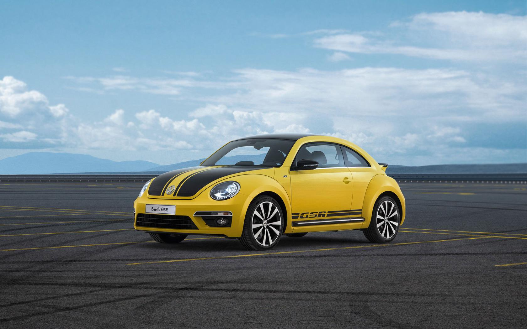 Download 2013 Volkswagen Beetle GSR wallpaper 1680x1050