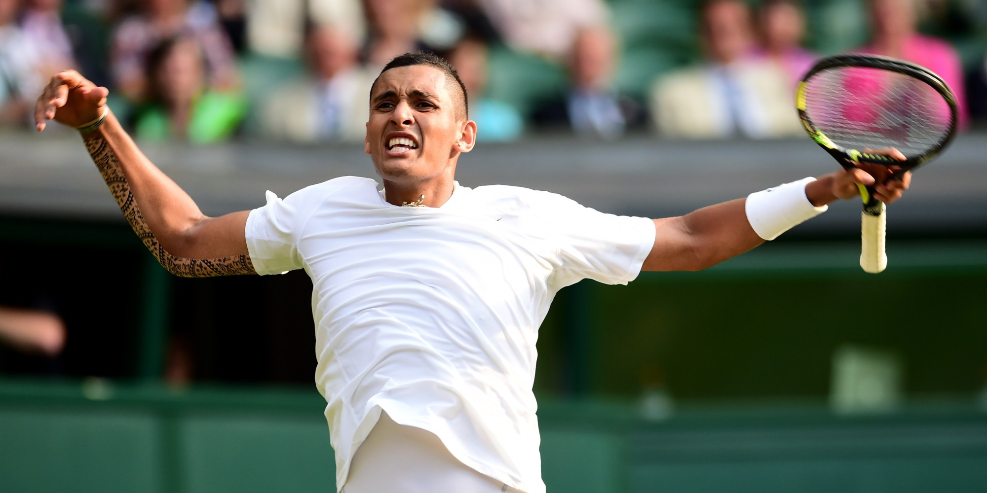 Nick Kyrgios Wallpapers and Background Images   stmednet 2000x1000