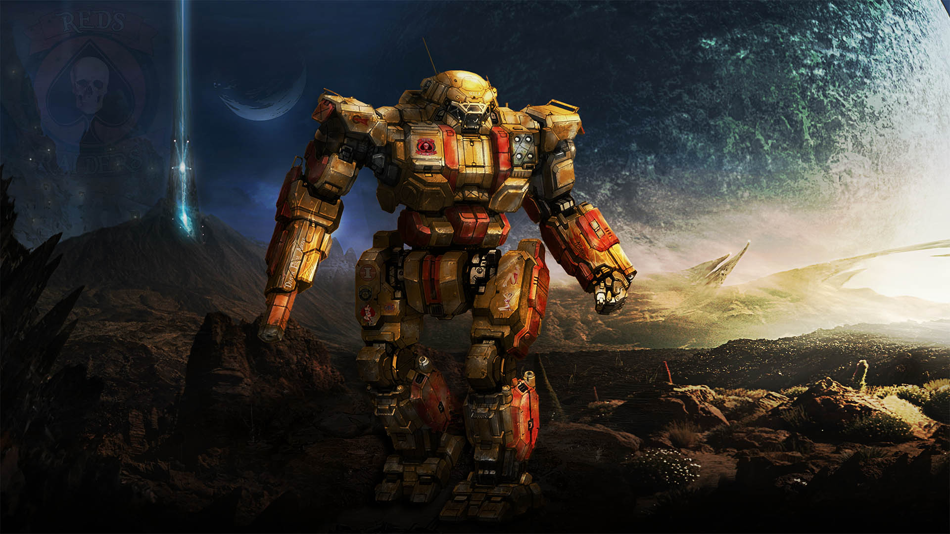 MWO Forums   Victor Wallpaper 1920x1080