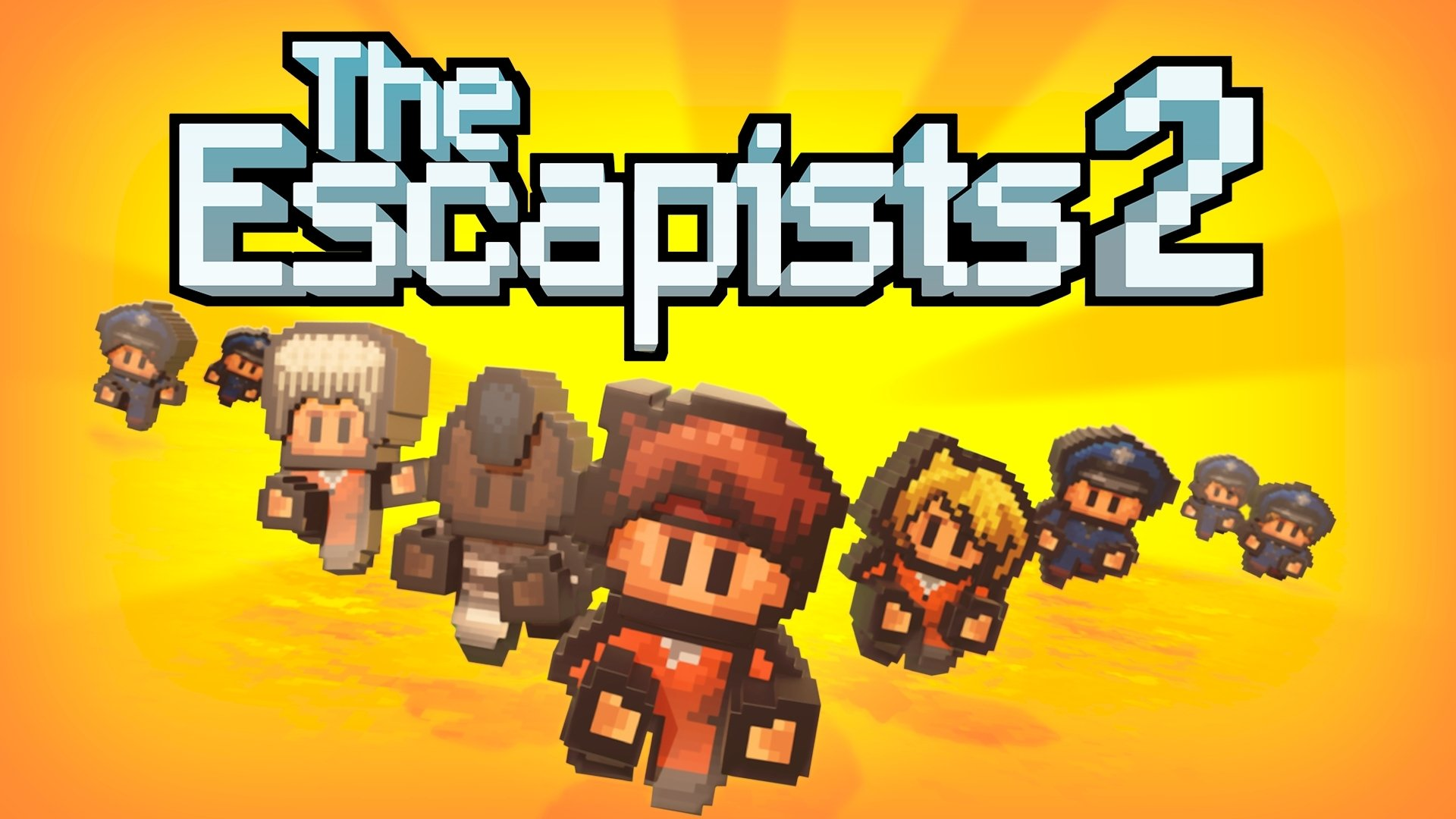 The Escapists 2 HD Wallpapers   Read games review play online 1920x1080