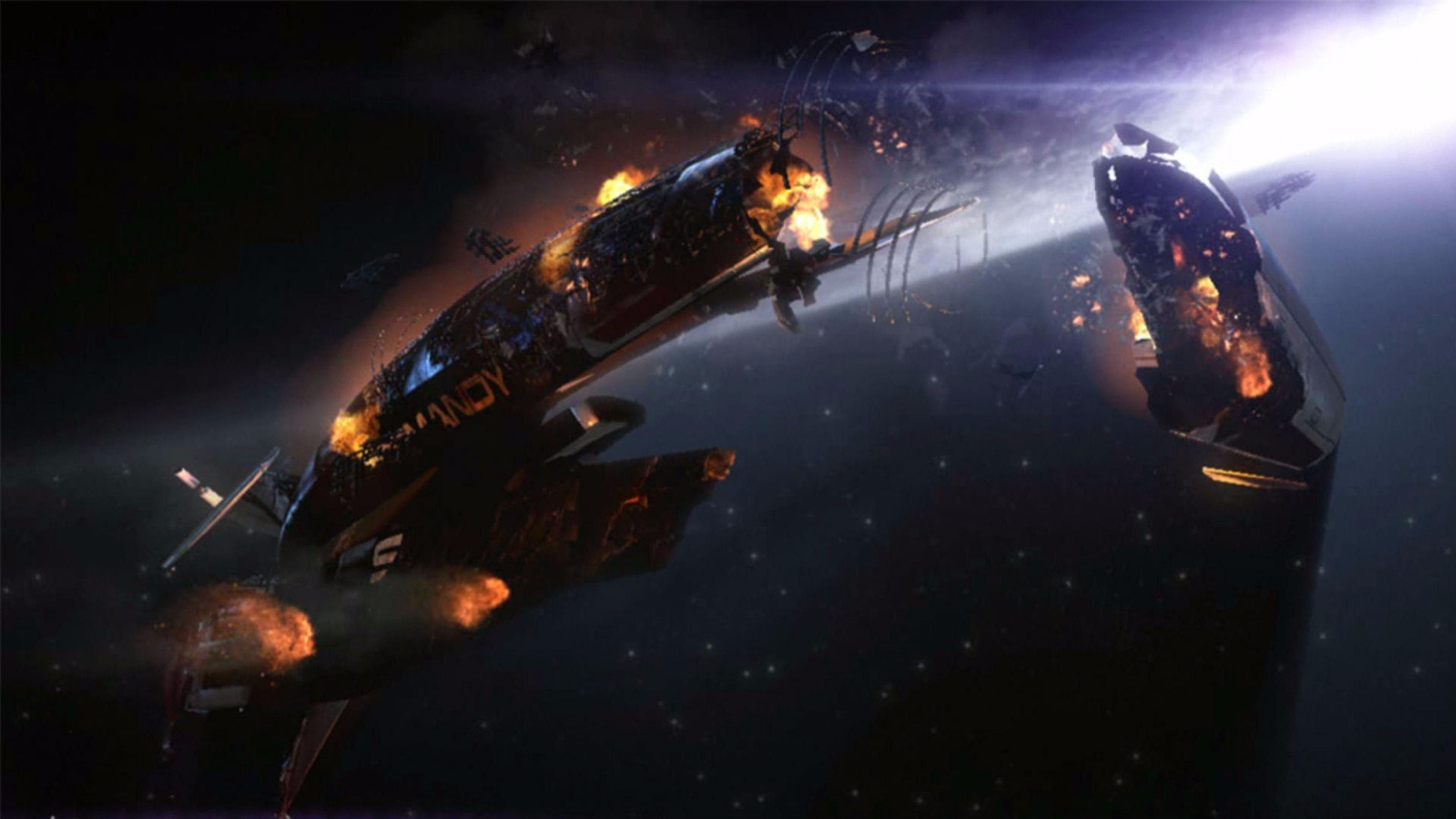 Mass Effect Andromeda Desktop Wallpaper: Mass Effect Multiplayer Wallpaper
