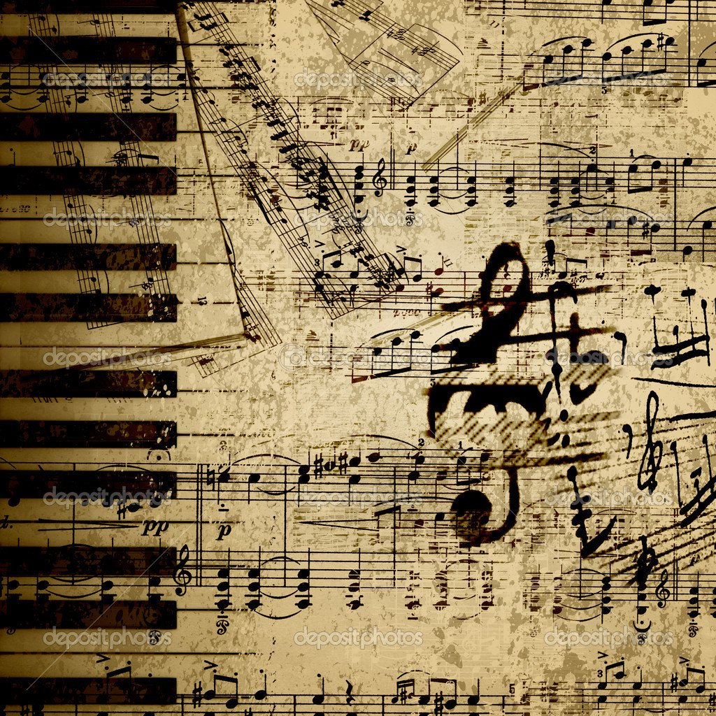 [71+] Music Sheet Wallpaper on WallpaperSafari