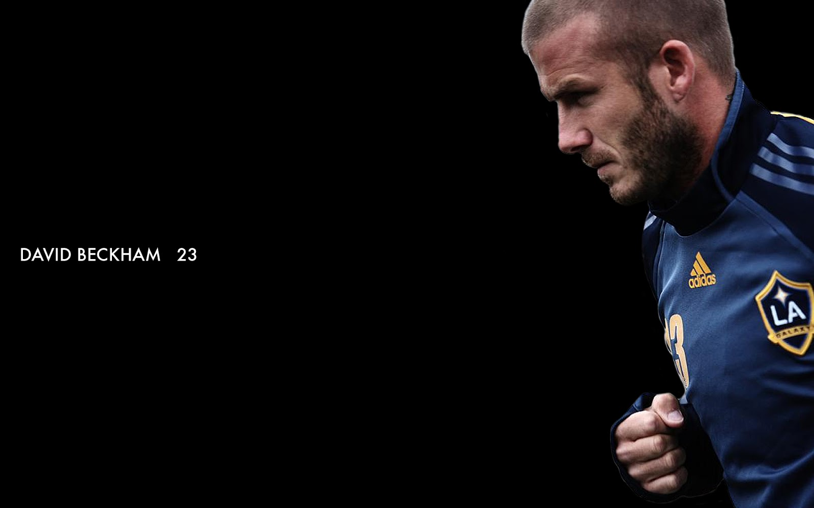 Beckham Wallpapers Kick Football Hd Wallpaper PC Android iPhone 1600x1000