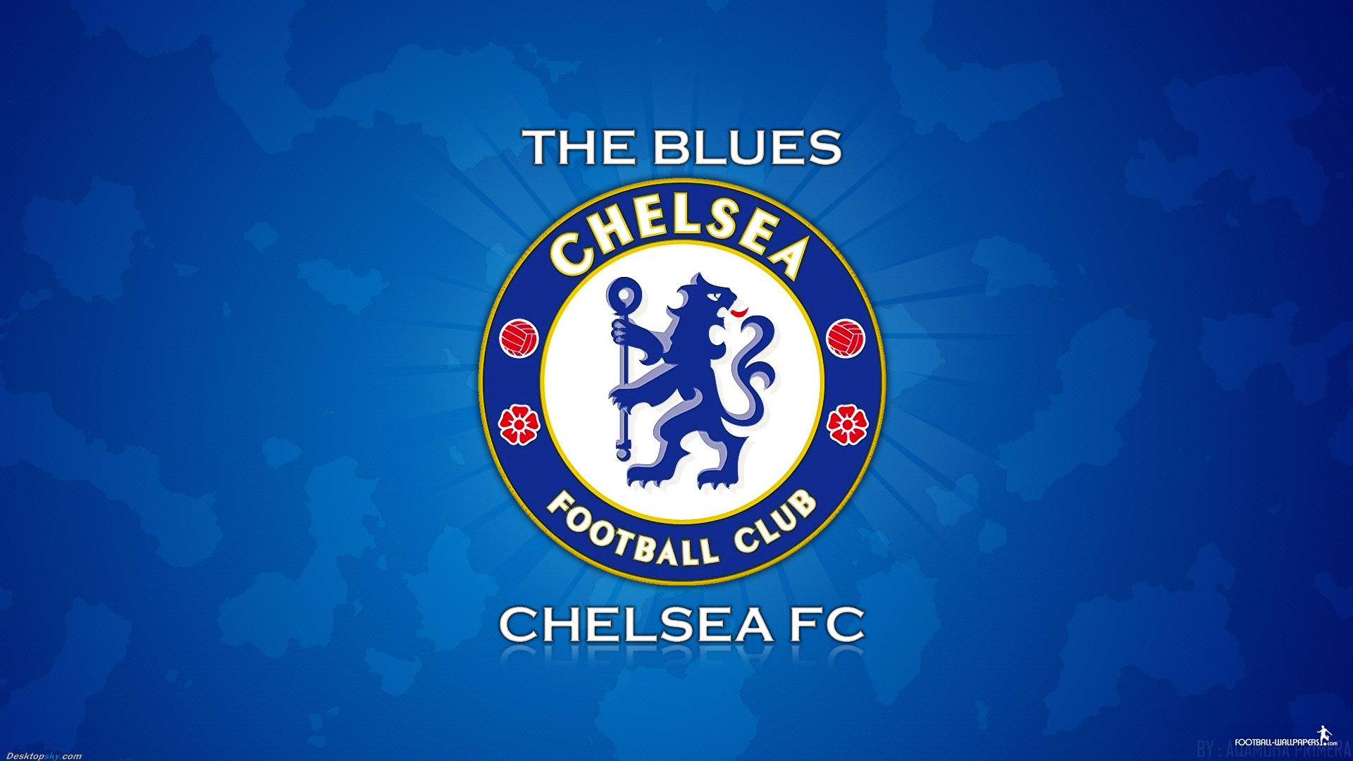 The Blues Background 1080p Wallpapers Players Teams 1920x1080